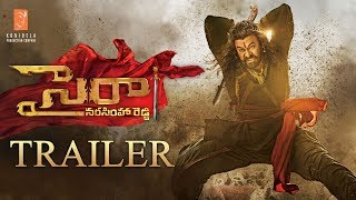 Video Trailer Sye Raa Narasimha Reddy