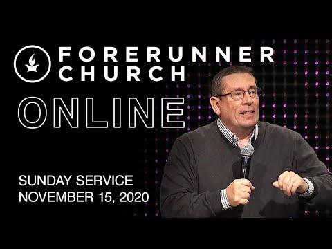 Sunday Service  IHOPKC + Forerunner Church  November 15