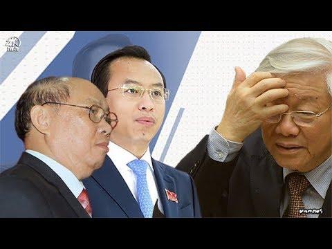 Cha con Nguyễn Xuân Anh tung đòn gì mà Trọng lú vừa Đ vừa run?