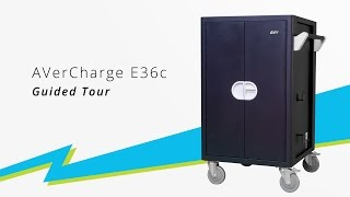 AVerCharge E36c - 36 Device Economy Charging Cart
