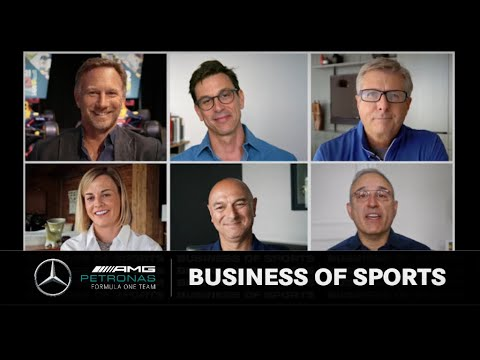 Talking the Business of Sports with Toto and HPE Discover!