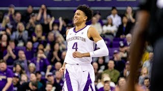 Highlights: Matisse Thybulle's all-around effort propels Washington over Colorado