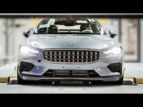 Volvo Polestar Production Line ? Chinese Luxury Car Factory