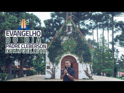 Evangelho do dia 19-06-2019 (Mt 6,1-6.16-18) - Padre Cleberson Evangelista