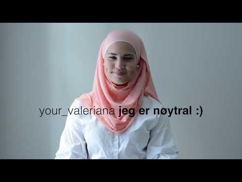 Iman Meskini #minhistorieminmening 313 stemmer om hijab