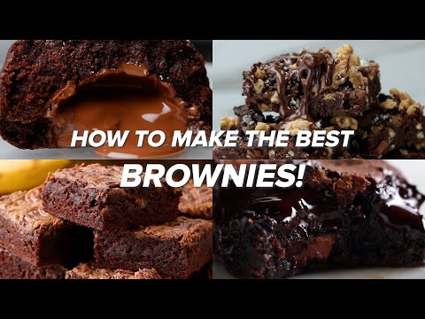 How To Make The Best Brownies