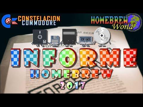 Informe Homebrew: Resumen 2017, Candidatos GOTY 2017 y el futuro 2018