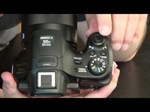 Videorecenze Sony CyberShot DSC-HX400V