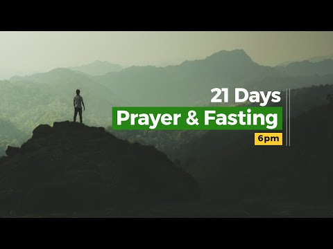 Day 5  21 Days Prayer & Fasting  Winners Chapel Maryland