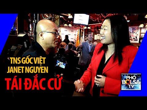 TNS Janet Nguyen tái đắc cử: