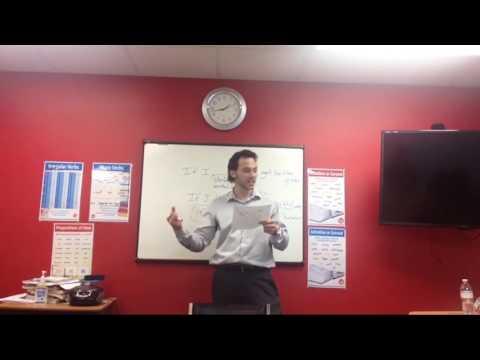 OTP English Lesson - Richard - Second Conditional Worksheet Feedback II