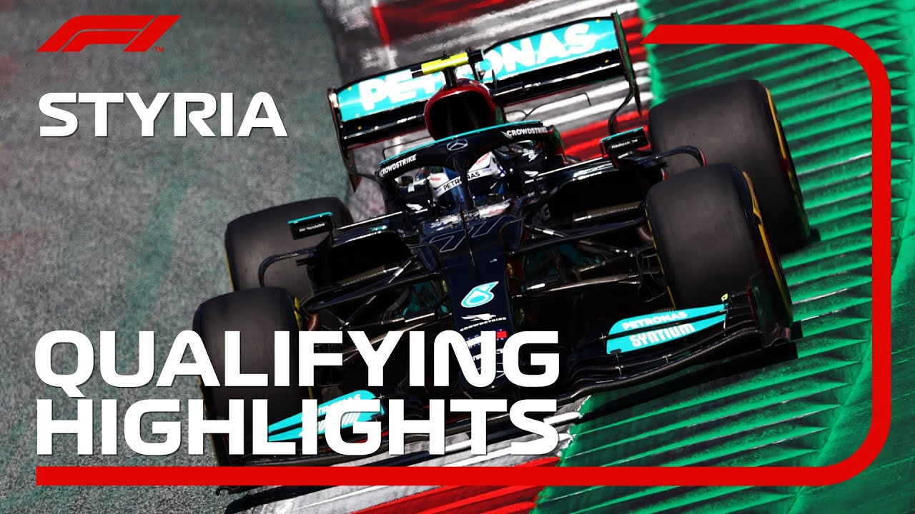 Qualifying Highlights | 2021 Styrian Grand Prix
