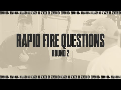 RAPID FIRE QUESTIONS - ROUND 2  Battle Ready - S04E15