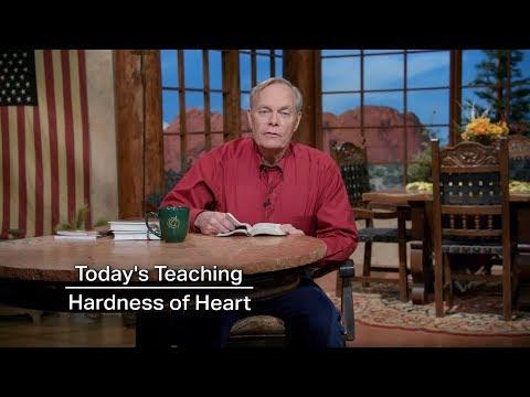 Hardness of Heart: Week 2, Day 3 - Gospel Truth TV