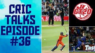 CRIC TALKS #36 | ICC CWC Special | ZIM vs NETH, Mali Women, Suspension |