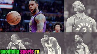Kyrie Irving,Kevin Durant, PG13 & Now Kawhi Prove NBA Players Don't want to Play w/ Lebron James!!!