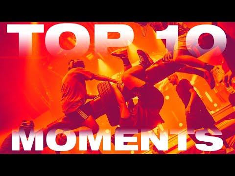 Top 10 Moments  #YTHX19