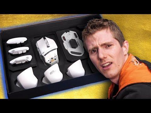 This Modular Mouse VIBRATES?? - JamesDonkey 007 - UCXuqSBlHAE6Xw-yeJA0Tunw