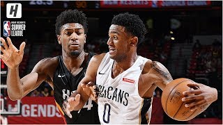 Miami Heat vs New Orleans Pelicans - Full Game Highlights | July 13, 2019 NBA Summer League