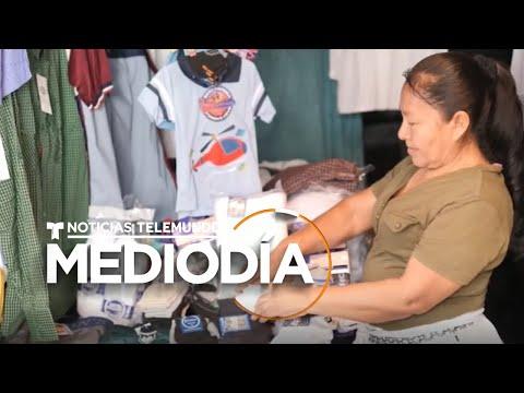 Preocupa en El Salvador la lenta reactivación de la economía | Noticias Telemundo