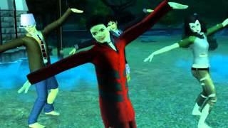 Thriller Sims 3
