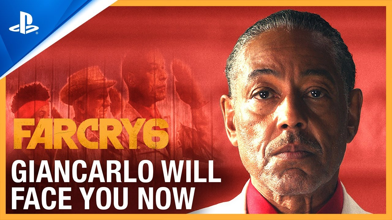 Far Cry 6 – Giancarlo Will Face You Now | PS5, PS4