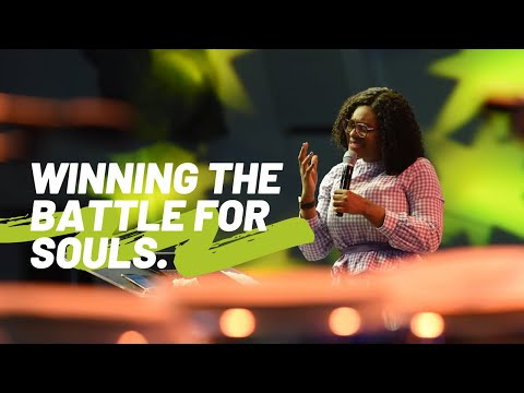Winning The Battle For Souls / Pastor Bola Akinlabi / The Elevation Church / 22 Aug 2021