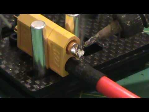Soldering XT60 - UCXcM6U54vAMGM1k8tooZPSA