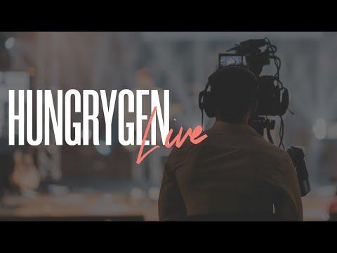 HungryGen Live  Matt Cruz