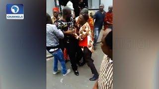 Ike Ekweremadu Attacked In Germany