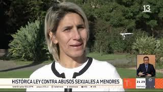 Delitos sexuales contra menores ya no prescribirán