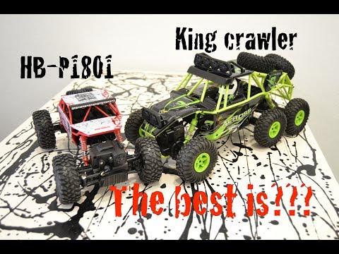 King crawler Wltoys 18628 vs Rock Crawler HB P1801 - UCAsqBTiDKp4fFcmmfgms-Bg