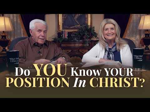 Boardroom Chat: Do You Know Your Position In Christ?  Jesse & Cathy Duplantis
