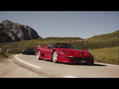 Italy Cortina - Ferrari Movie