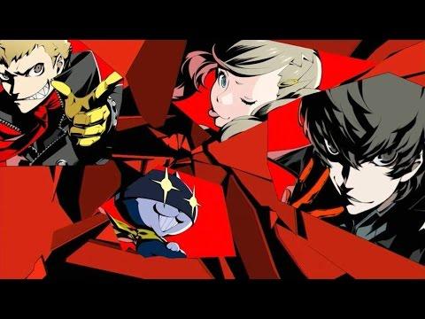Persona 5 Official Japanese Release Date Trailer - UCKy1dAqELo0zrOtPkf0eTMw
