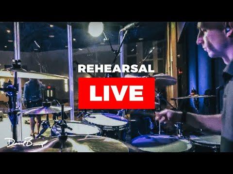 Rehearsal LIVE! //  Alive (Remix) // Daniel Bernard