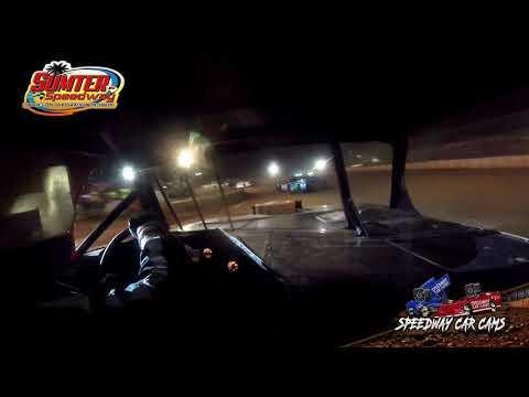 #98 Steven Kopatch - Super Street - 9-18-21 Sumter Speedway - In-Car Camera - dirt track racing video image