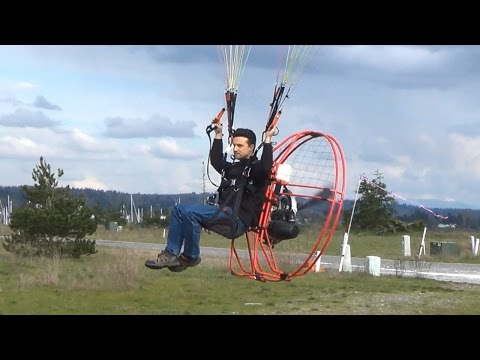 Powered Paraglider Flights - PPG Flying in 1080p HD at 60fps off Semiahmoo Bay on the Pacific Ocean! - UCJ5YzMVKEcFBUk1llIAqK3A