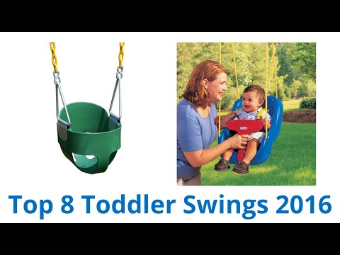 8 Best Toddler Swings | Fall  2016 - UCXAHpX2xDhmjqtA-ANgsGmw