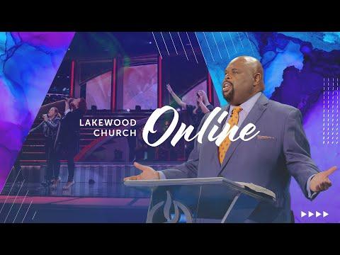 Rick Rigsby  Lakewood Church  Sunday Service 11am