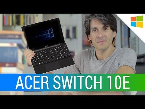 Acer Aspire Switch 10E: la recensione di HDblog.it - UCdufkvMrmyR1TMhDG8PhsJw