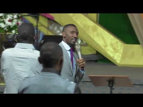 Prophet Passion Java LIVE in Tanzania Sunday Service