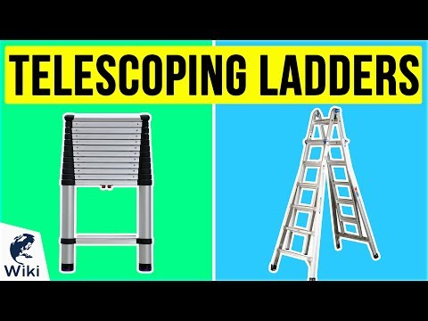 8 Best Telescoping Ladders 2020 - UCXAHpX2xDhmjqtA-ANgsGmw