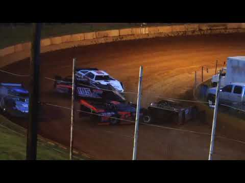 602 Late Model at Winder Barrow Speedway May 29th 2021 - dirt track racing video image