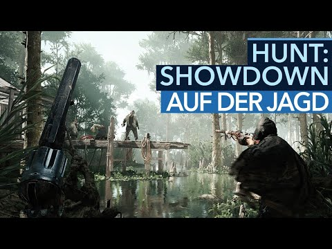 So jagt man die Monster-Spinne in Hunt: Showdown - (Alpha-Gameplay) - UC6C1dyHHOMVIBAze8dWfqCw