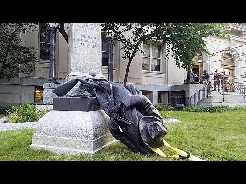 Is It Right to Destroy Statues of Former Slave Owners?