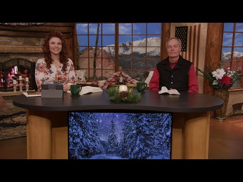 Charis Daily Live Bible Study: The Virgin Birth - Andrew Wommack - December 22, 2020