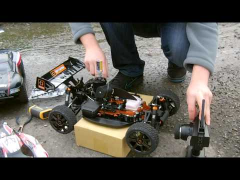 HPI Trophy 3.5 Full engine breaking in - UCDmaPHBzr724MEhnOFUAqsA