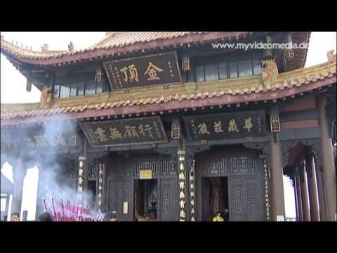 Emei Shan, Sichuan, Part1 - China Travel Channel - UCqv3b5EIRz-ZqBzUeEH7BKQ