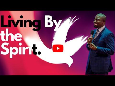 THE SCHOOL OF TYRANNUS  LIVING BY THE SPIRIT  DAVID OYEDEPO JNR